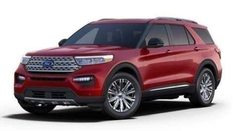 2021 Ford Explorer Hybrid for sale at Jackson Hole Ford of Alpine in Alpine WY