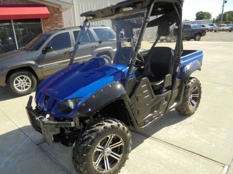 2009 Yamaha RHINO 700 4X4 for sale at US PAWN AND LOAN in Austin AR