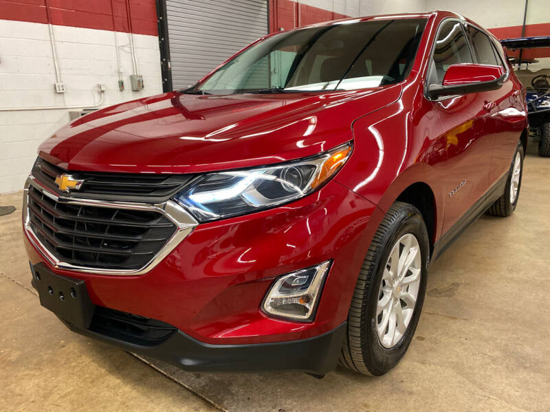 2018 Chevrolet Equinox for sale at Columbus Car Warehouse in Columbus OH