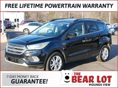 2017 Ford Escape for sale at Rydell Auto Outlet in Mounds View MN