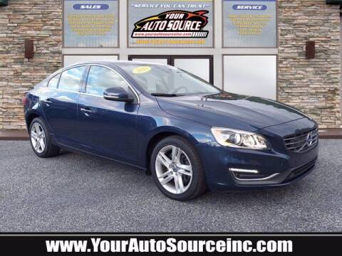 2015 Volvo S60 for sale at Your Auto Source in York PA