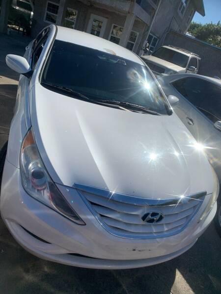 2012 Hyundai Sonata for sale at Track One Auto Sales in Orlando FL