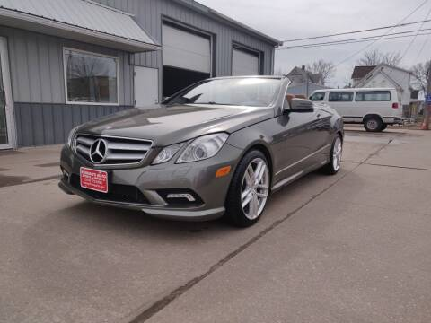 2011 Mercedes-Benz E-Class for sale at Habhab's Auto Sports & Imports in Cedar Rapids IA
