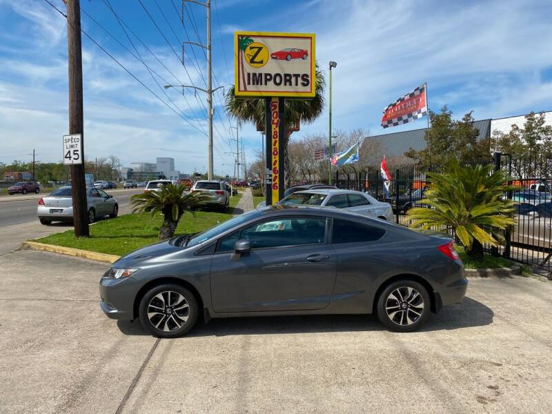 2013 Honda Civic for sale at A to Z IMPORTS in Metairie LA