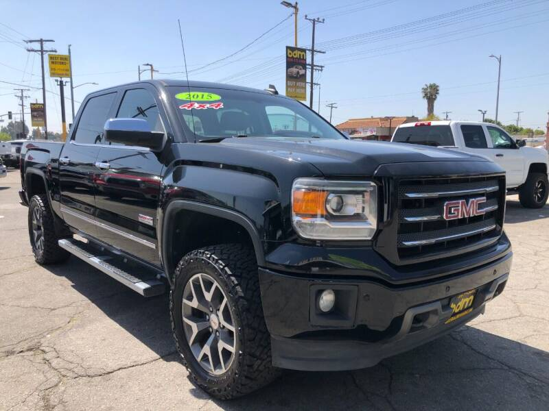2015 GMC Sierra 1500 for sale at BEST DEAL MOTORS  INC. CARS AND TRUCKS FOR SALE in Sun Valley CA