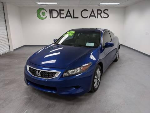 2008 Honda Accord for sale at Ideal Cars Broadway in Mesa AZ