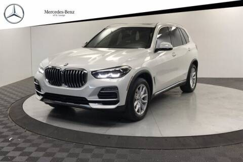 2020 BMW X5 for sale at Stephen Wade Pre-Owned Supercenter in Saint George UT