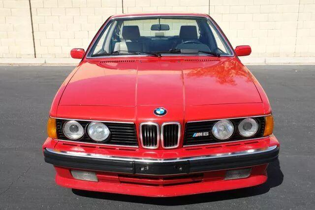 1988 BMW M6 9