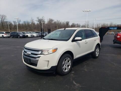 2012 Ford Edge for sale at White's Honda Toyota of Lima in Lima OH