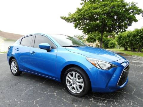 2017 Toyota Yaris iA for sale at SUPER DEAL MOTORS 441 in Hollywood FL