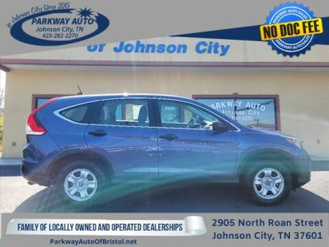 2014 Honda CR-V for sale at PARKWAY AUTO SALES OF BRISTOL - PARKWAY AUTO JOHNSON CITY in Johnson City TN