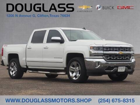 2016 Chevrolet Silverado 1500 for sale at Douglass Automotive Group in Central Texas TX