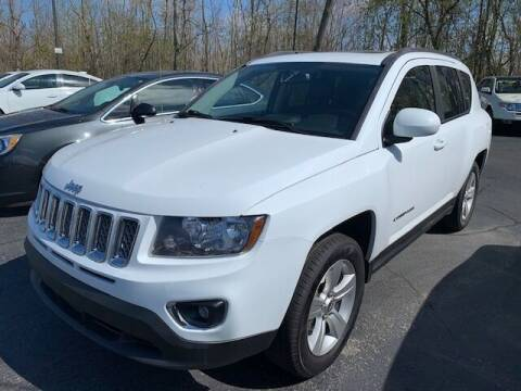 2016 Jeep Compass for sale at Lighthouse Auto Sales in Holland MI