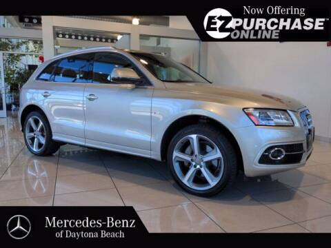 2014 Audi Q5 for sale at Mercedes-Benz of Daytona Beach in Daytona Beach FL