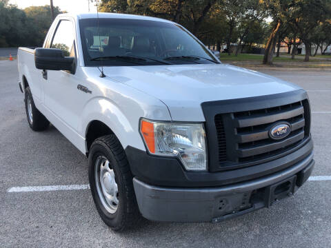 2011 Ford F-150 for sale at PRESTIGE AUTOPLEX LLC in Austin TX