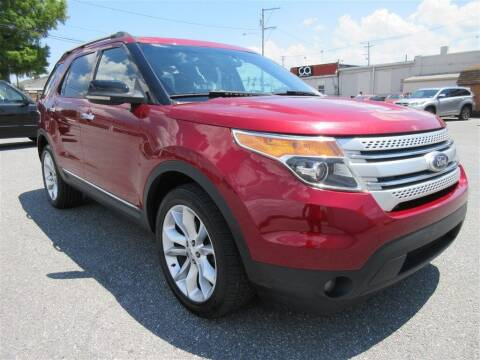 2013 Ford Explorer for sale at Cam Automotive LLC in Lancaster PA