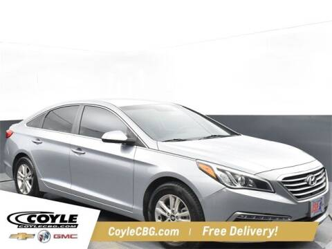 2015 Hyundai Sonata for sale at COYLE GM - COYLE NISSAN - New Inventory in Clarksville IN