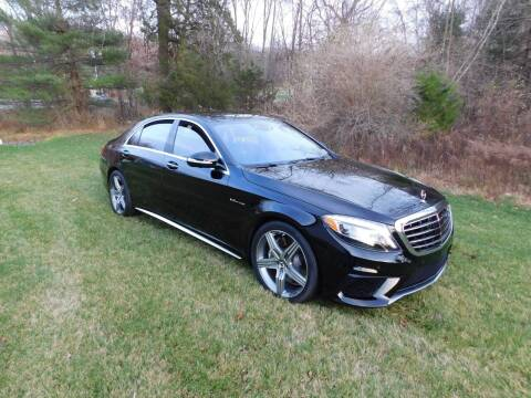 2017 Mercedes-Benz S-Class for sale at Shedlock Motor Cars LLC in Warren NJ