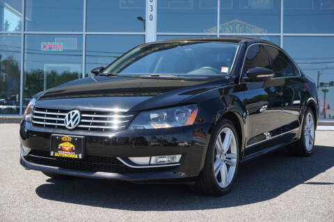2012 Volkswagen Passat for sale at West Coast Auto Works in Edmonds WA