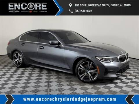 2019 BMW 3 Series for sale at PHIL SMITH AUTOMOTIVE GROUP - Encore Chrysler Dodge Jeep Ram in Mobile AL