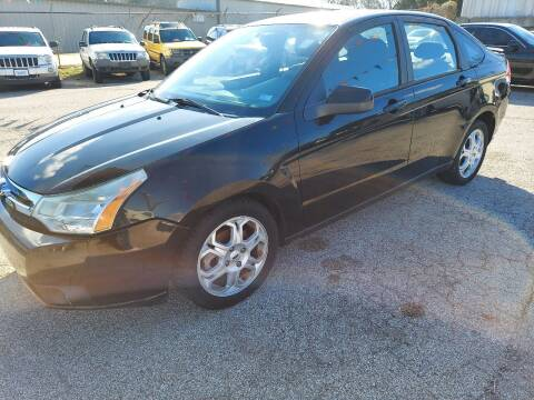 2009 Ford Focus for sale at BBC Motors INC in Fenton MO