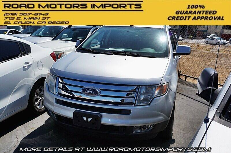 2010 Ford Edge for sale at Road Motors Imports in El Cajon CA