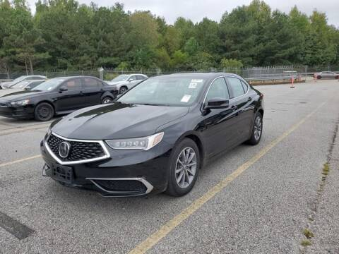 2018 Acura TLX for sale at Car Nation in Aberdeen MD