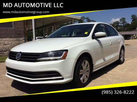 2017 Volkswagen Jetta for sale at MD AUTOMOTIVE LLC in Slidell LA