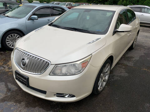 2012 Buick LaCrosse for sale at Limited Auto Sales Inc. in Nashville TN