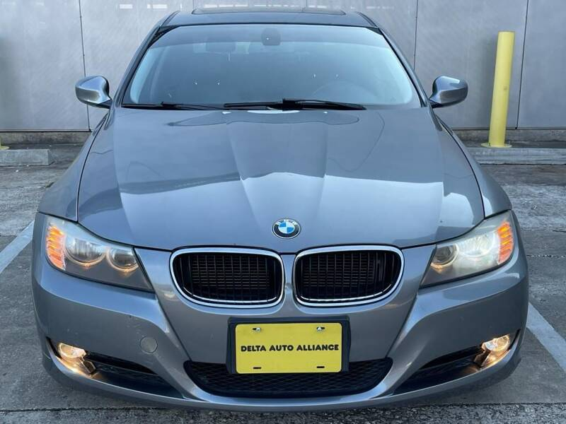 2011 BMW 3 Series for sale at Delta Auto Alliance in Houston TX