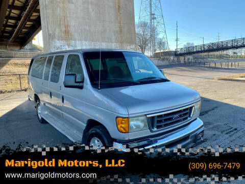 2003 Ford E-Series Wagon for sale at Marigold Motors, LLC in Pekin IL
