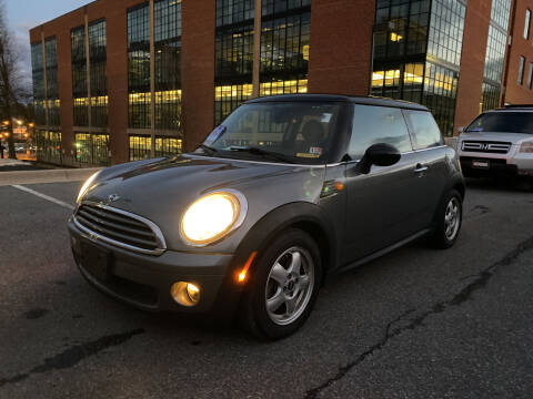 2010 MINI Cooper for sale at Auto Wholesalers Of Rockville in Rockville MD