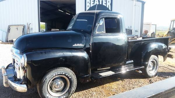 1951 GMC C/K 1500 Series for sale at Haggle Me Classics in Hobart IN