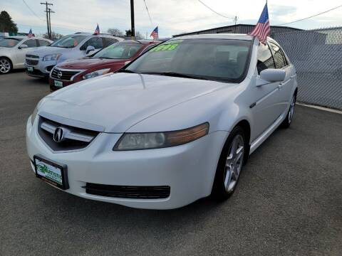 2006 Acura TL for sale at Artistic Auto Group, LLC in Kennewick WA
