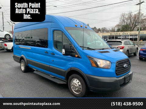 2018 Ford Transit Passenger for sale at South Point Auto Plaza, Inc. in Albany NY