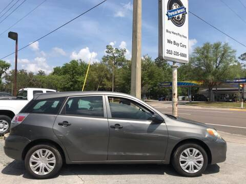 2006 Toyota Matrix for sale at Popular Imports Auto Sales in Gainesville FL