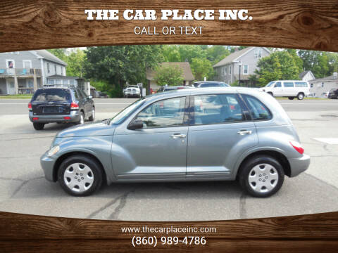 2008 Chrysler PT Cruiser for sale at THE CAR PLACE INC. in Somersville CT