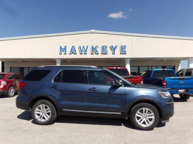 2019 Ford Explorer for sale in Red Oak, IA