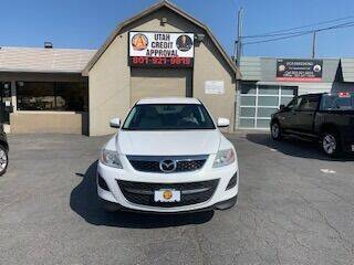 2010 Mazda CX-9 for sale at Utah Credit Approval Auto Sales in Murray UT