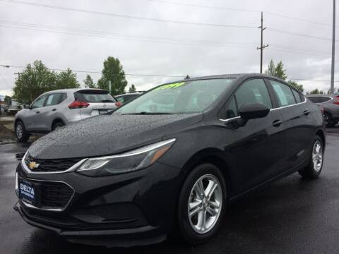 2017 Chevrolet Cruze for sale at Delta Car Connection LLC in Anchorage AK
