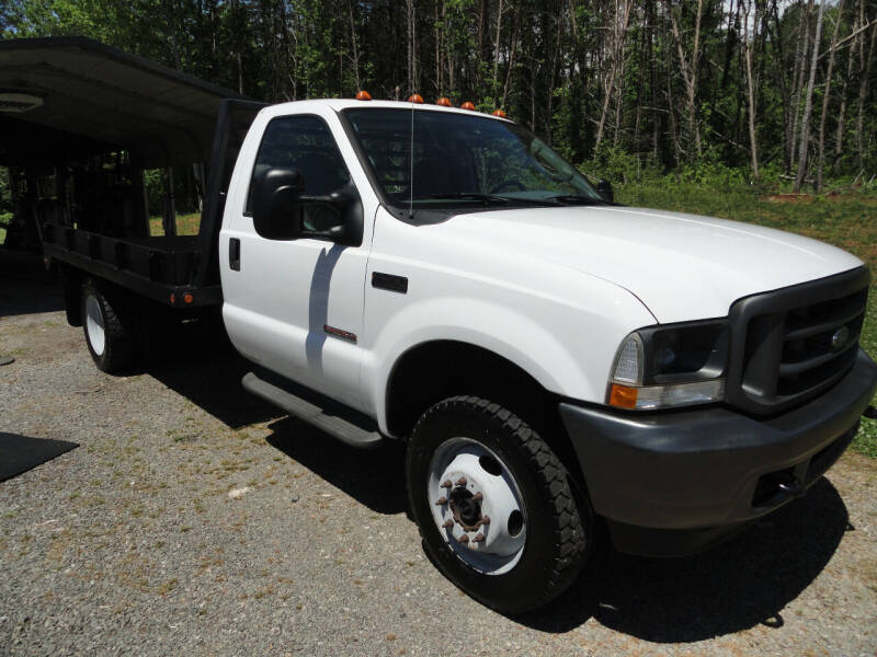 2004 Ford F-450 Super Duty for sale in East Bend, NC