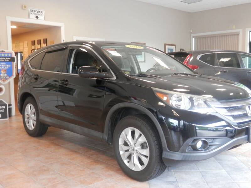 2014 Honda CR-V for sale at ABSOLUTE AUTO CENTER in Berlin CT