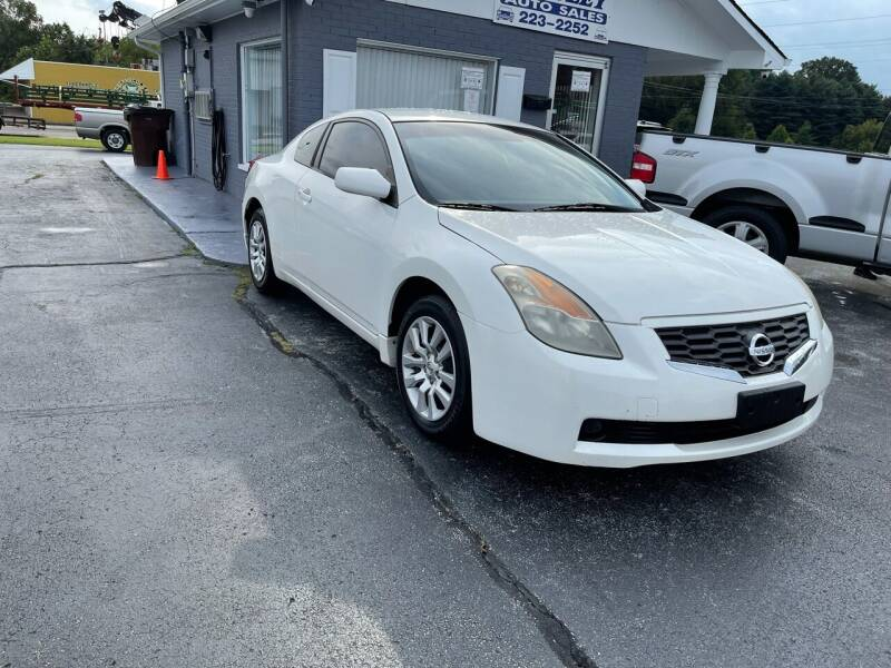 2008 Nissan Altima for sale at Willie Hensley in Frankfort KY
