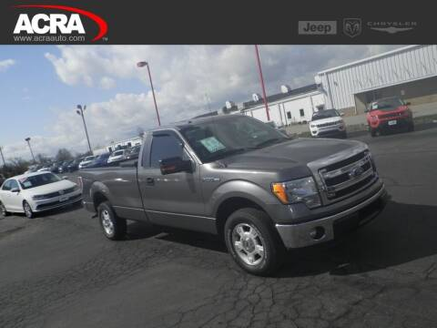 2014 Ford F-150 for sale at BuyRight Auto in Greensburg IN