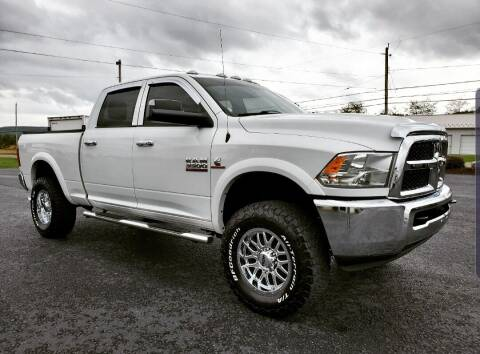 2015 RAM Ram Pickup 3500 for sale at SOUTH MOUNTAIN AUTO SALES in Shippensburg PA