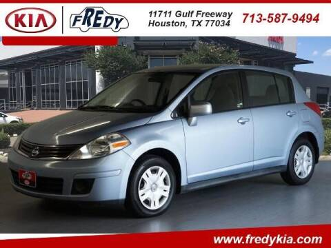 2011 Nissan Versa for sale at FREDY KIA USED CARS in Houston TX