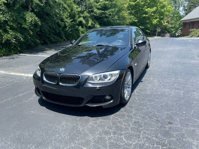 2013 BMW 3 Series for sale at SMT Motors in Roswell GA