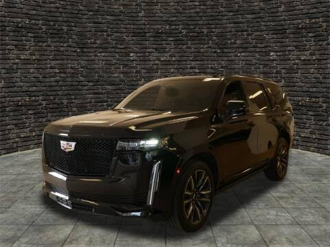 2021 Cadillac Escalade for sale at Montclair Motor Car in Montclair NJ
