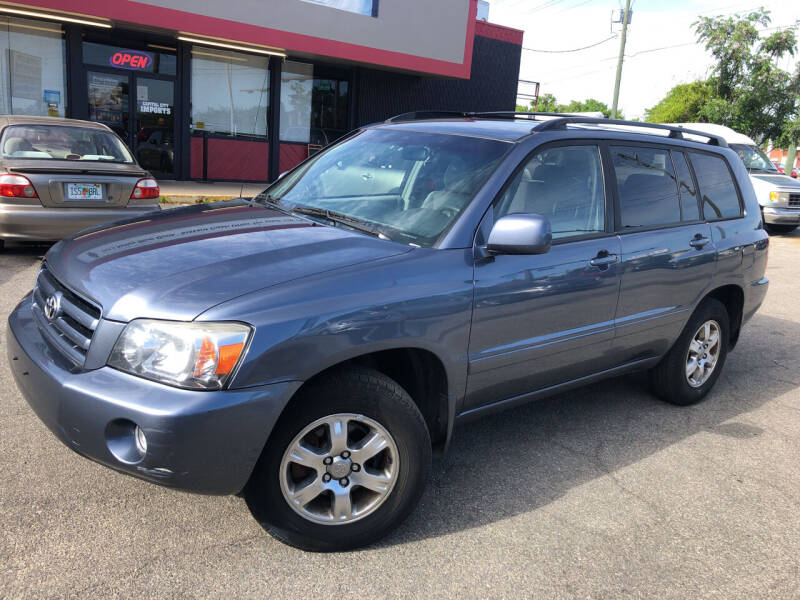 2005 Toyota Highlander for sale at Capital City Imports in Tallahassee FL