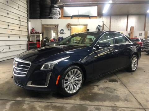 2016 Cadillac CTS for sale at T James Motorsports in Gibsonia PA